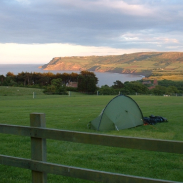 Hooks House Farm, Camping in Robin Hood's Bay